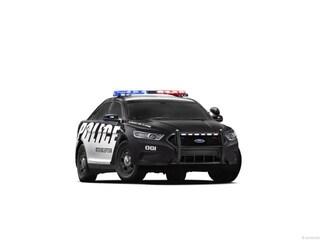 2013 Ford Sedan Police Interceptor Base Sedan