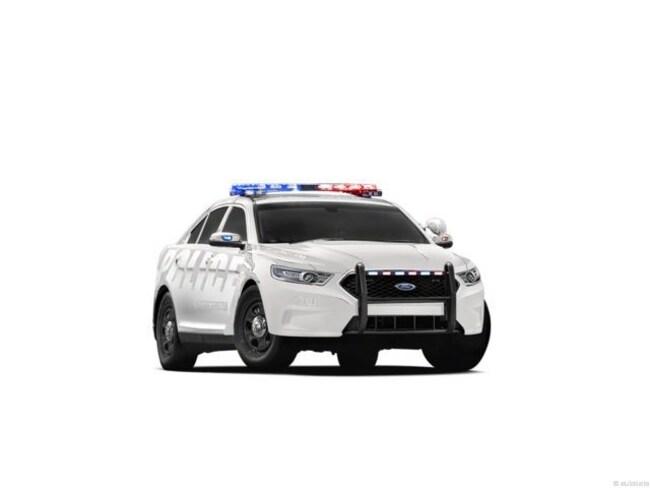 2013 Ford Sedan Police Interceptor PLCE Sedan