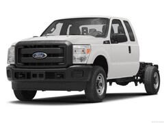 Used  2013 Ford Super Duty F-350 SRW Cab-Chass 4WD SuperCab 162 WB 60 CA Truck in Snohomish, WA