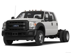 2013 Ford F-450 Chassis XL Truck Crew Cab