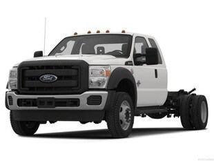2013 Ford F-550 Chassis Super Cab