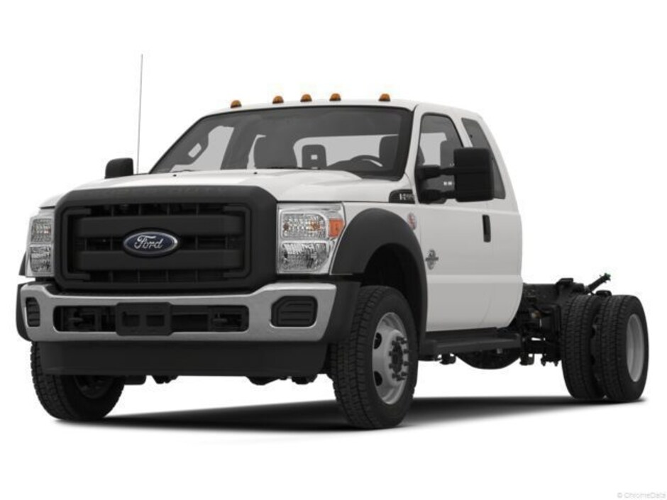 Used 2013 Ford F-550 Chassis Super Cab Lamesa