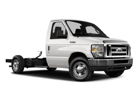 2013 Ford E-350SD Base Cab/Chassis