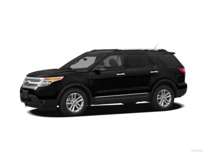 2013 Ford Explorer Base SUV