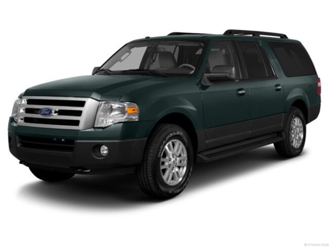 used 2013 Ford Expedition EL SUV in Laurel MS
