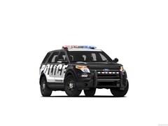 2013 Ford Utility Police Interceptor All-wheel Drive SUV