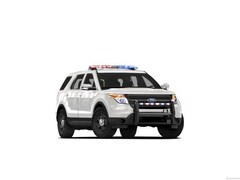 2013 Ford Utility Police Interceptor Base SUV