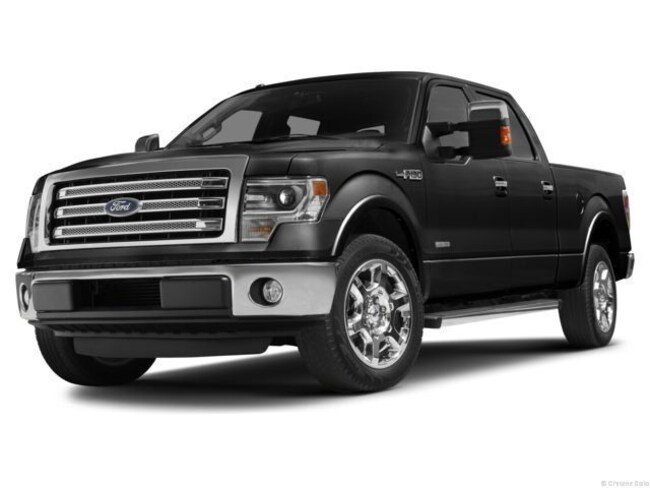 Used 2013 Ford F-150 Platinum Truck SuperCrew Cab Cottage Grove, OR