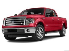 2013 Ford F-150 4WD Supercrew 145 FX4 Crew Cab Pickup