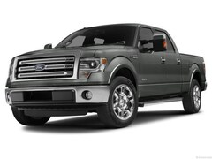 2013 Ford F-150 4WD Supercrew 157 FX4 Crew Cab Pickup