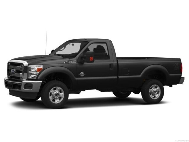 Used 2013 Ford F-350SD XL Truck in Metter GA