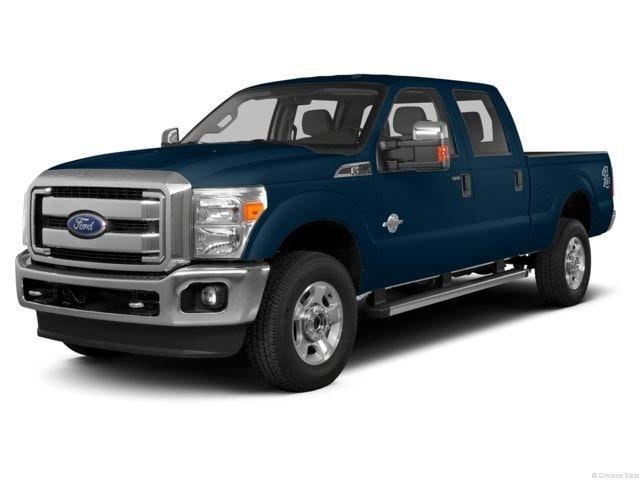 2013 Ford F-350 Truck Crew Cab