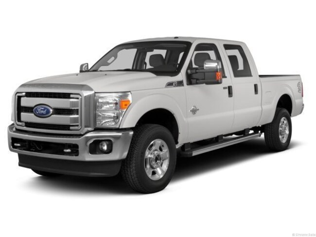 2013 Ford F-350 Crew Cab Truck