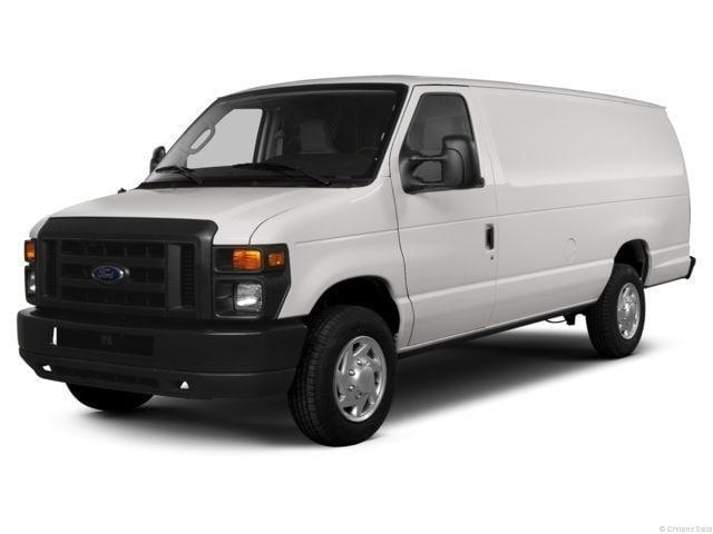 2013 Ford E-250 Van