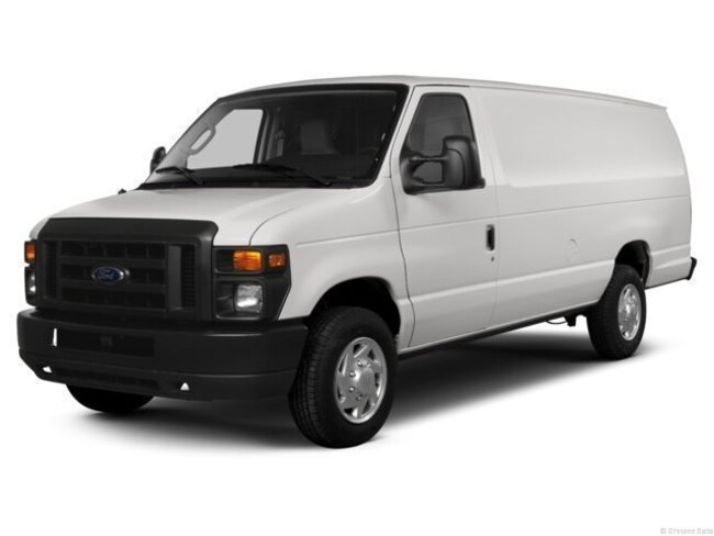2013 Ford E-250 Commercial Cargo Van for sale near Elyria, OH at Mike Bass Ford