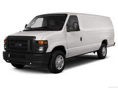 2013 Ford Econoline 350 Super Duty Commercial Cargo Van