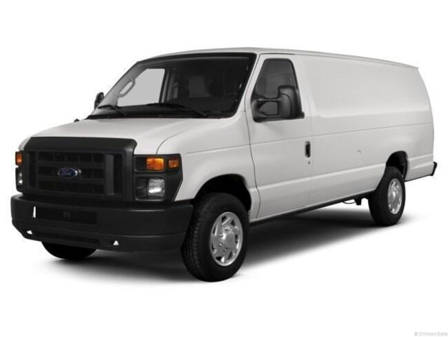 2013 Ford Econoline Cargo Van Commercial E-350 Super Duty Commercial