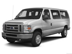 2013 Ford E-350 Super Duty Wagon Extended Wagon