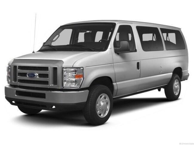 2013 Ford Econoline E-350 Super Duty Ext XLT
