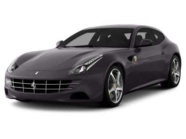2013 Ferrari FF Base Coupe