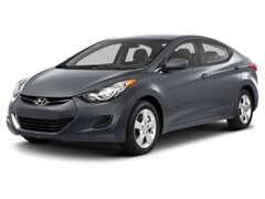 2013 Hyundai Elantra Limited Pzev Sedan For Sale in West Nyack, NY