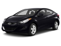 Used 2013 Hyundai Elantra Limited w/PZEV Sedan New London Connecticut