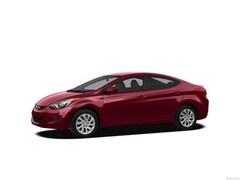 2013 Hyundai Elantra Limited w/PZEV Sedan