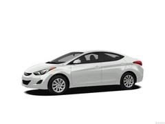 2013 Hyundai Elantra Limited PZEV Sedan