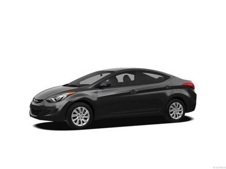 2013 Hyundai Elantra Limited Pzev Car
