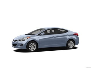 2013 Hyundai Elantra Limited PZEV Sedan