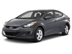 2013 Hyundai Elantra Sedan