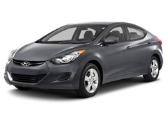 New & Used Vehicles 2013 Hyundai Elantra Sedan in Fresno, CA