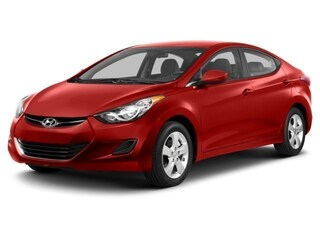 Used 2013 Hyundai Elantra GLS Sedan for sale near you in Albuquerque, NM