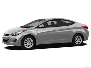 2013 Hyundai Elantra GLS Car