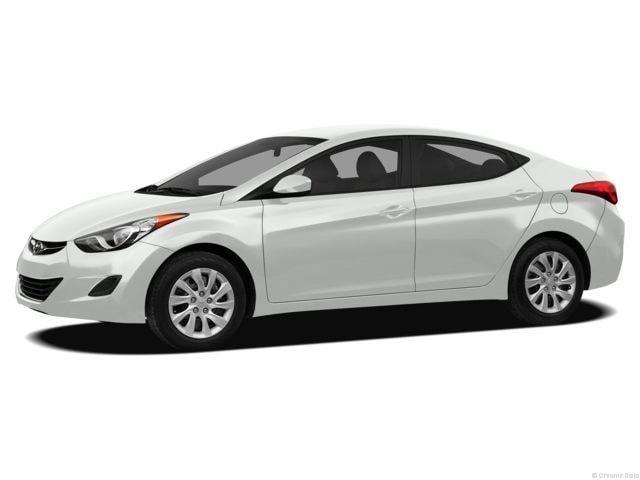 Used 2013 Hyundai Elantra For Sale at Hyundai Of Las Vegas