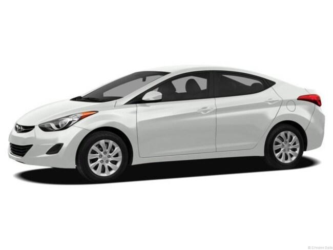 Used 2013 Hyundai Elantra GLS Sedan in Brownsville