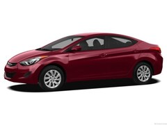Used 2013 Hyundai Elantra GLS w/PZEV Sedan for Sale in Santa Maria, CA