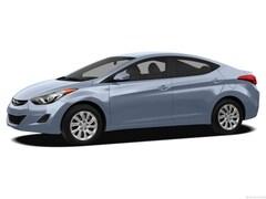 Used 2013 Hyundai Elantra GLS Sedan KMHDH4AE2DU725086 for sale in Salem, OR