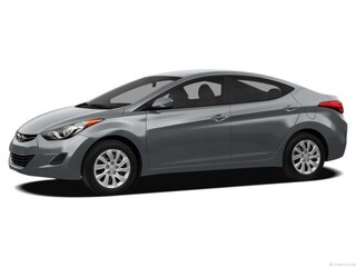 Used 2013 Hyundai Elantra GLS Sedan for sale in Knoxville, TN