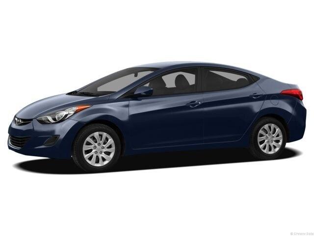 Used 2013 Hyundai Elantra GLS Sedan For Sale In Cumberland, MD
