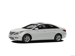 2013 Hyundai Sonata Limited w/Wine Interior/PZEV Sedan