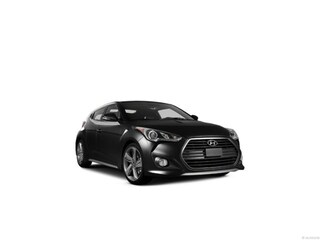 2013 Hyundai Veloster Turbo w/Black Hatchback