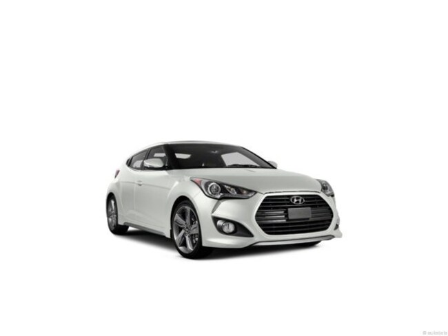 Used 2013 Hyundai Veloster Turbo Hatchback For Sale Paris