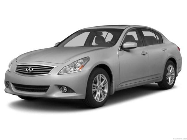 2013 INFINITI G37x Sedan