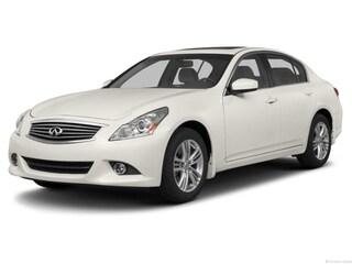 2013 INFINITI G37x X Sedan