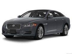 2013 Jaguar XJ Base Sedan