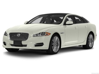 2013 Jaguar XJ Base Sedan