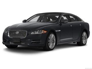 2013 Jaguar XJ XJL Portfolio Sedan