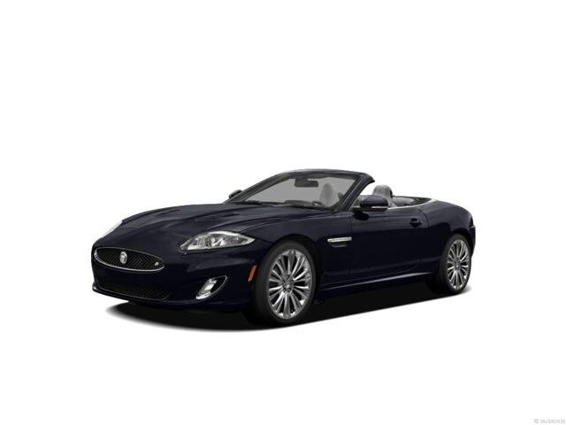 2013 Jaguar XK XKR Convertible