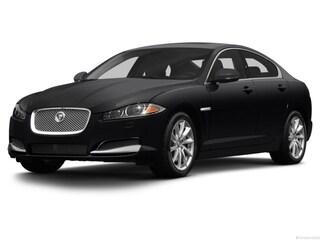 2013 Jaguar XF V6 RWD Sedan